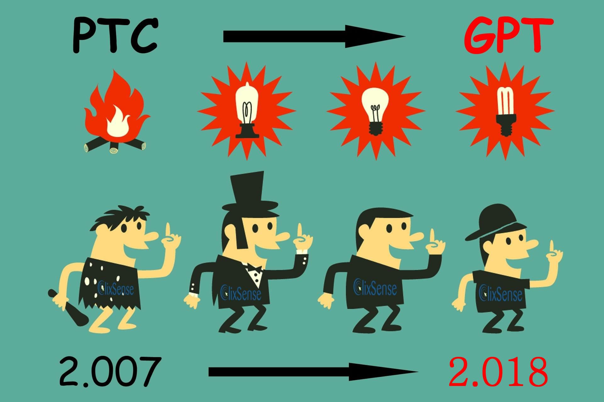 Evolución Clixsense