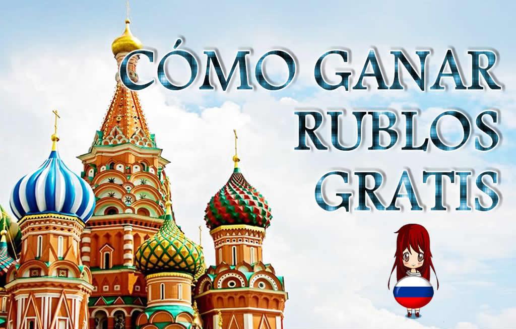 ganar rublos gratis